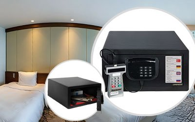 Otel kasa çeşitleri