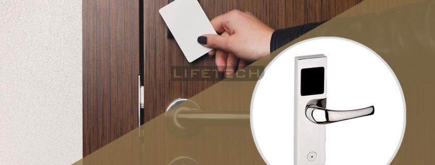 Otellerde İdeal Kapı Kilit Güvenlik Sistemleri